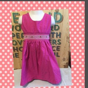 Other - Girl's smocked dress